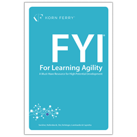 FYI™ for Learning Agility 2nd Edition
