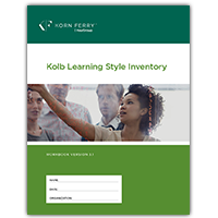 KOLB Learning Styles Inventory (KLSI) V3.1 FACILITATORS Guide