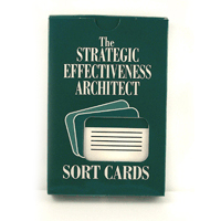 Strategic Effectiveness Architect® Sort Card Deck
