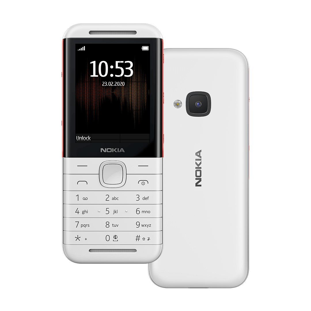 Nokia 5310 2020 XpressMusic mobile phone with long-lasting battery ...