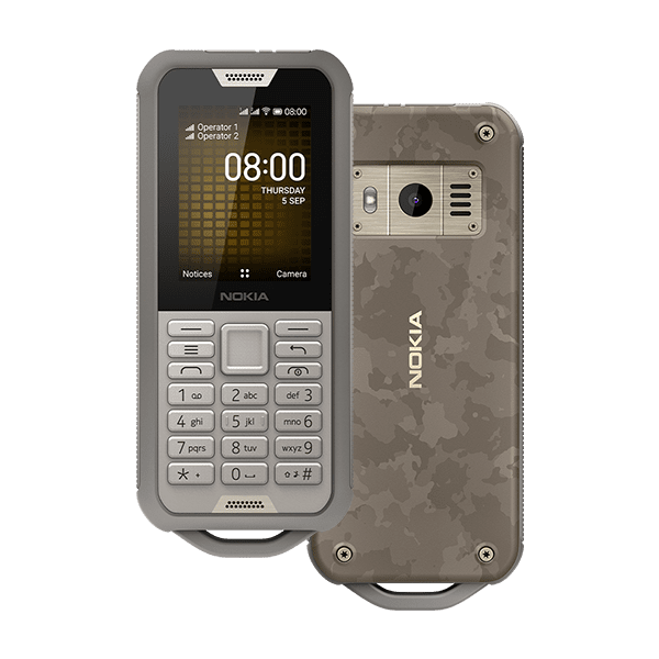 Nokia 800 Tough Phones United