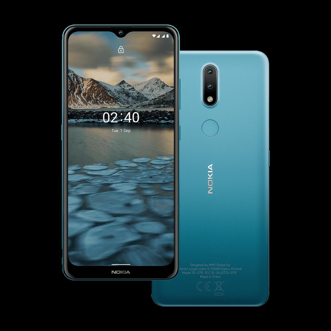 Nokia 2.4: Un gama de entrada con tono de gama media