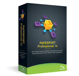 PaperPort Professional 14