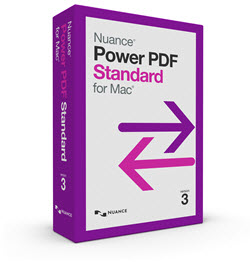 Power PDF Standard for Mac