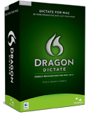 Dragon Dictate for Mac 2.0