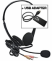 Dragon Analog Headset and USB Adapter Combo