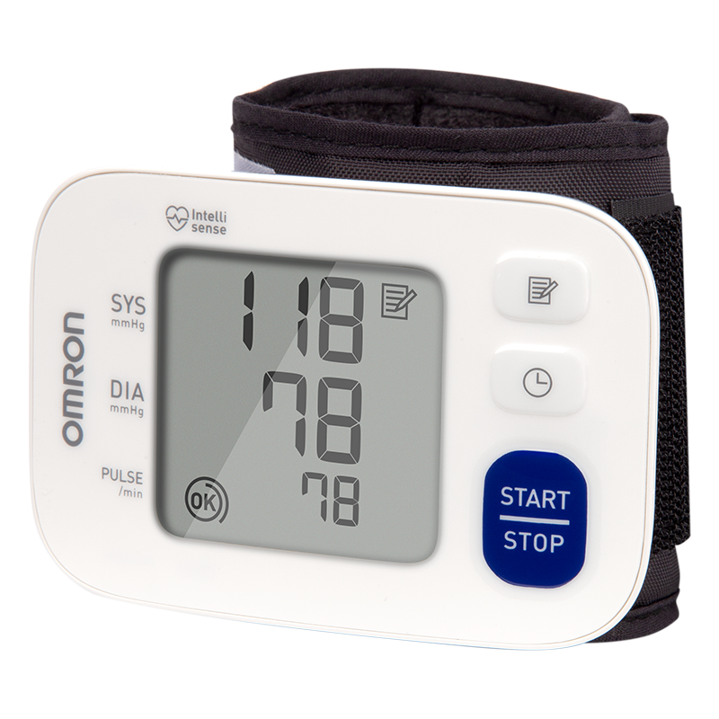 Amazon Com Omron Hem 7120 Upper Arm Automatic Blood Pressure Home B P Monitor Bp Machine Hem 7120 Sports Outdoors