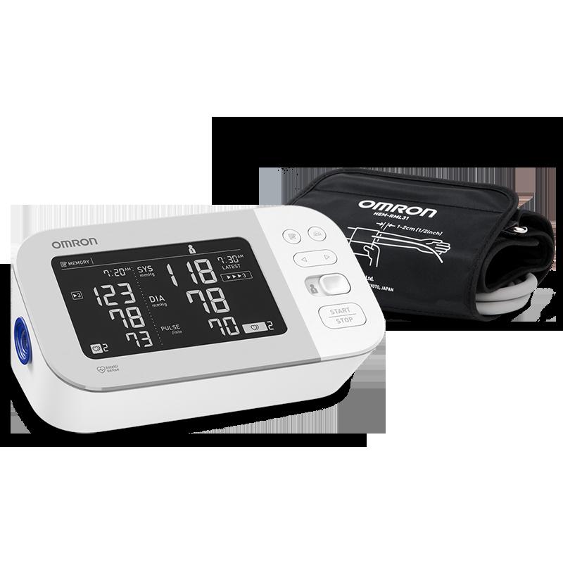 Platinum Wireless Upper Arm Blood Pressure Monitor