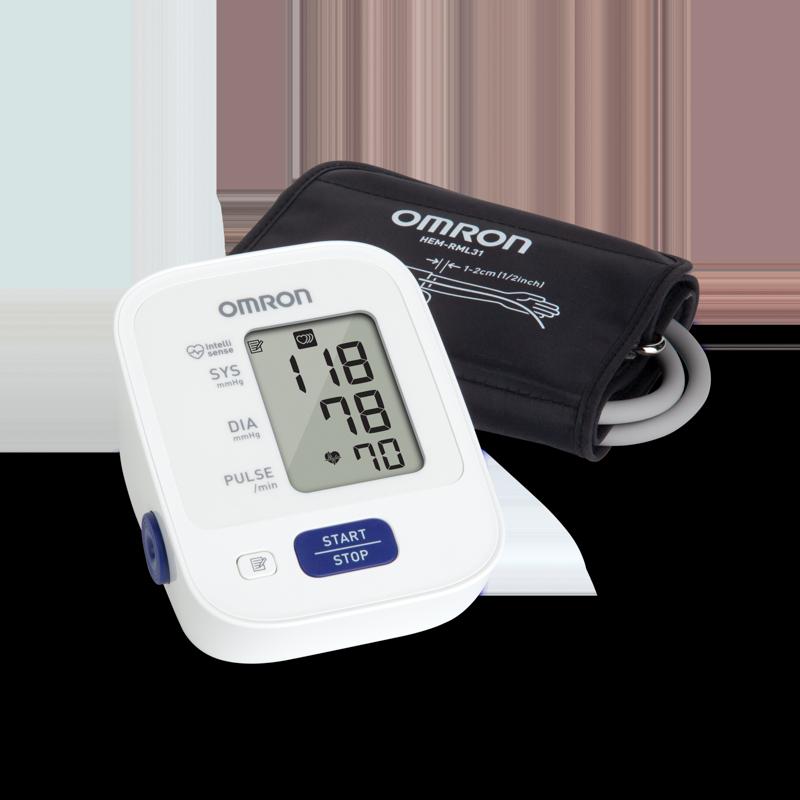 Bronze Upper Arm Blood Pressure Monitor