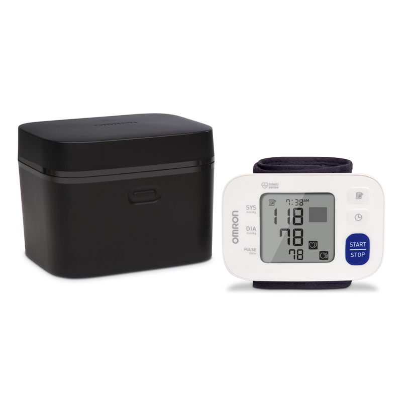 3 Series® Wrist Blood Pressure Monitor view 4