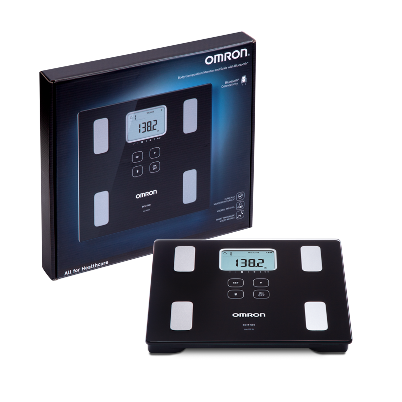 Body Composition Monitor and Scale with Bluetooth® Connectivity view 3