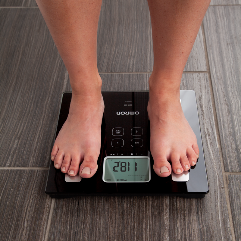Body Composition Monitor and Scale with Bluetooth® Connectivity view 4