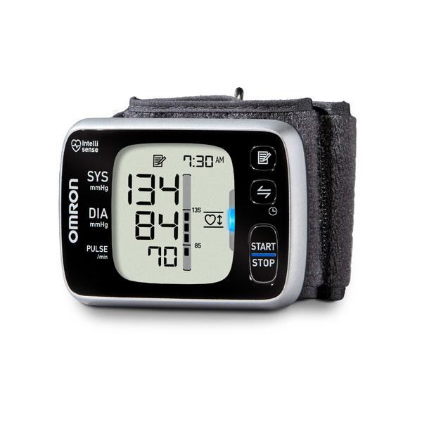 10 Series Wireless Wrist Blood Pressure Monitor Omron