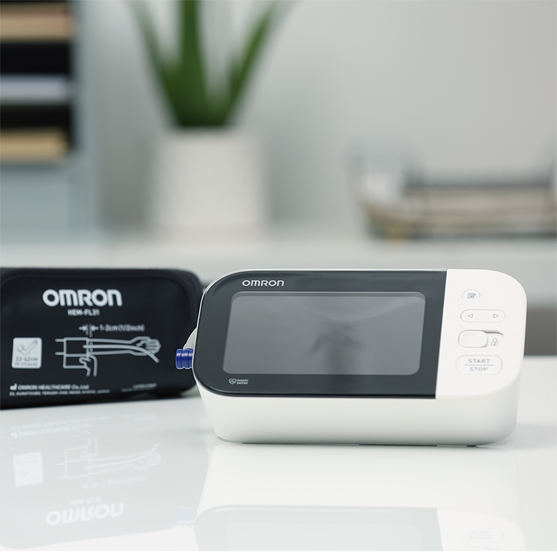 7 Series® Wireless Upper Arm Blood Pressure Monitor view 4