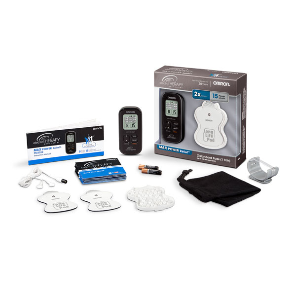 Omron Tens Units Max Power Relief Pm3032