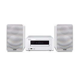 CS-265(W) Colibrino CD Hi-Fi Mini System with Bluetooth (White)