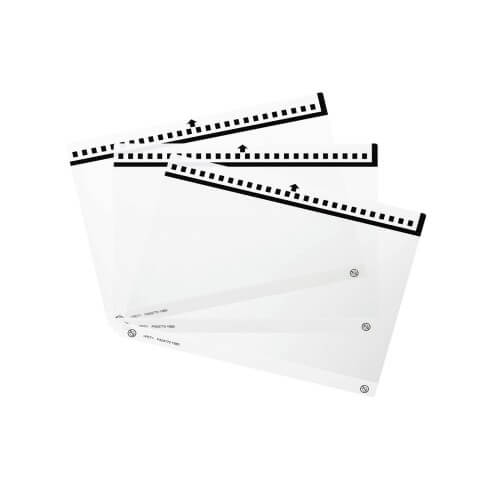 Photo Carrier Sheets (3 Pack)