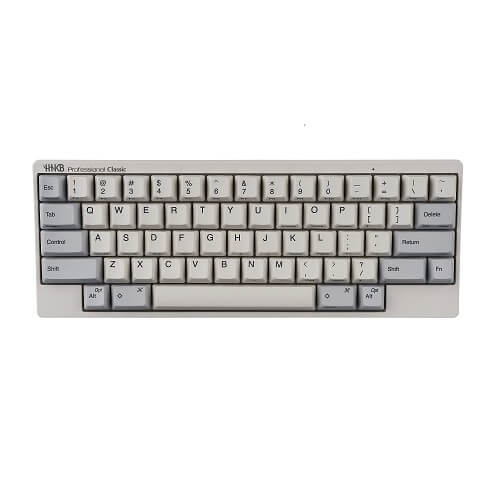 HHKB Classic Teclado(Blanco/Teclas Impresas) PD-KB401W