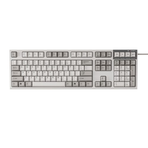 REALFORCE R2 PFU Limited Edition (Ivory/45g/Full)