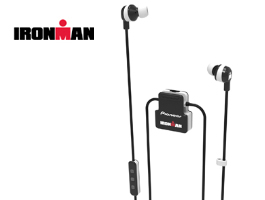 SE-IM5BT-W IRONMAN<sup>®</sup> Wireless Sports Earphones (White)