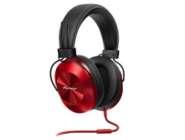 SE-MS5TR Hi-Res Stereo Wired Headphones (Red)