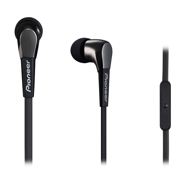 SECL722TK In-Ear Stereo Headphones (Black)