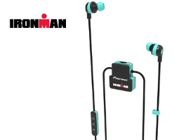 SE-IM5BT-GR IRONMAN<sup>®</sup> Wireless Sports Earphones (Mint)