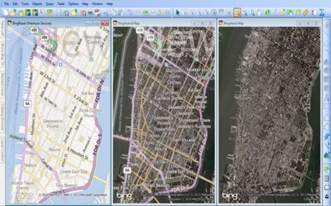 MapInfo® Pro v17.0.4 Advanced Premium Services Edition