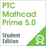 PTC Mathcad Prime 5.0 Student Edition - One Year Term License