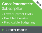 Creo Parametric Essentials Subscription with Auto-Renewal - 3,310.00 EUR - Order Now!