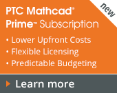 PTC Mathcad Prime 5.0 Subscription with Auto-Renewal - 625.00 EUR - Order Now!