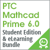 PTC Mathcad Prime 6.0 Student Edition & eLearning Bundle