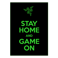 Razer 'Game-On' Poster