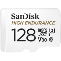 SanDisk High Endurance microSDHC Card - 128GB (Bulk Packaged)
