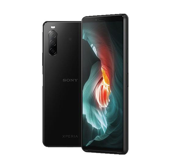 Xperia 10 II Black Dual SIM