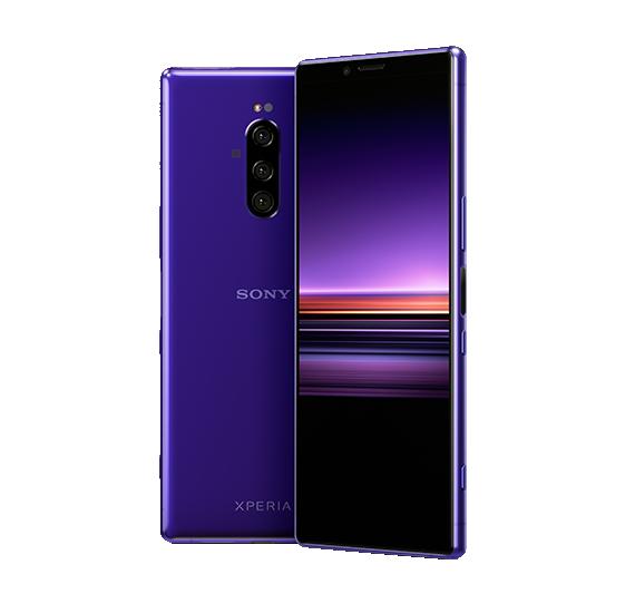 Xperia 1 Purple Single SIM