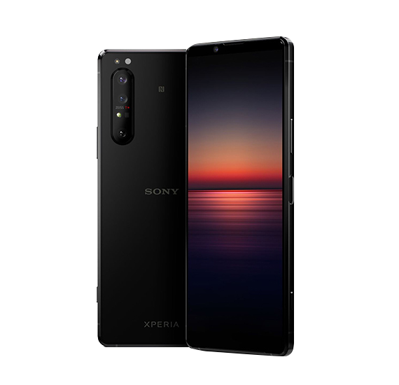 Xperia 1 II Negro Single SIM