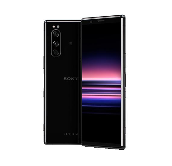 Xperia 5 Black Dual SIM