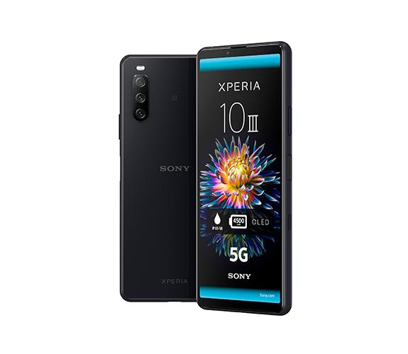 Xperia 10 III Schwarz Dual SIM