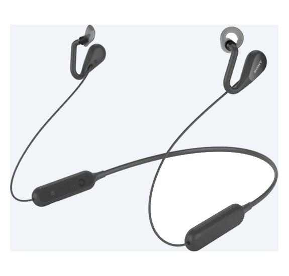 Open-ear auricular estéreo Bluetooth® SBH82D Negro