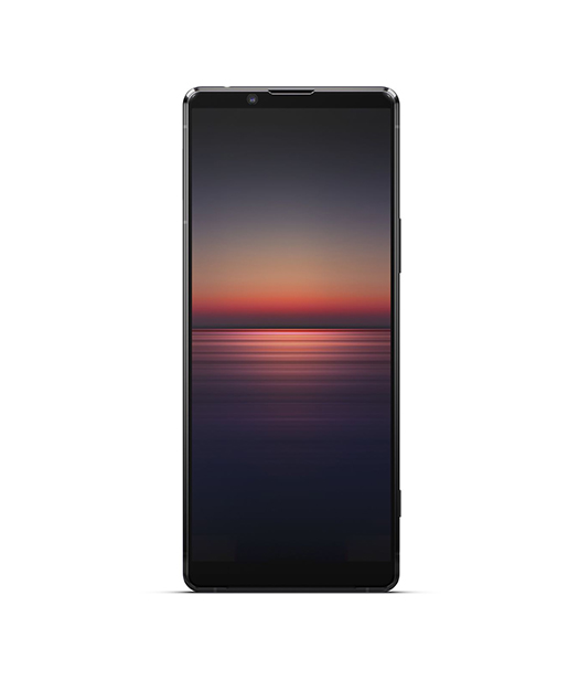Sony Xperia 1 II Musta Single SIM