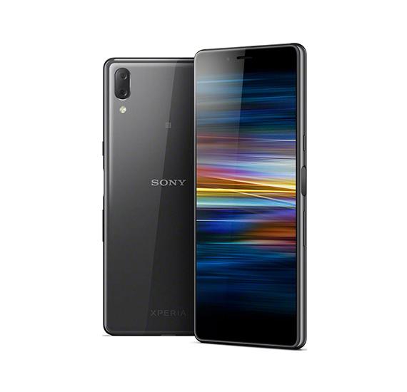Xperia L3 Black Dual SIM