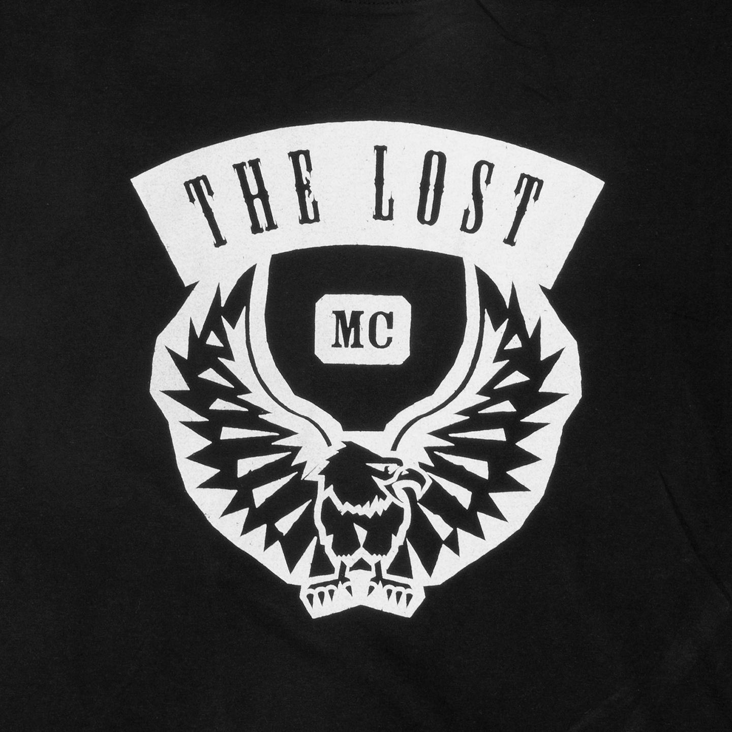 Grand Theft Auto IV - Black The Lost Tee