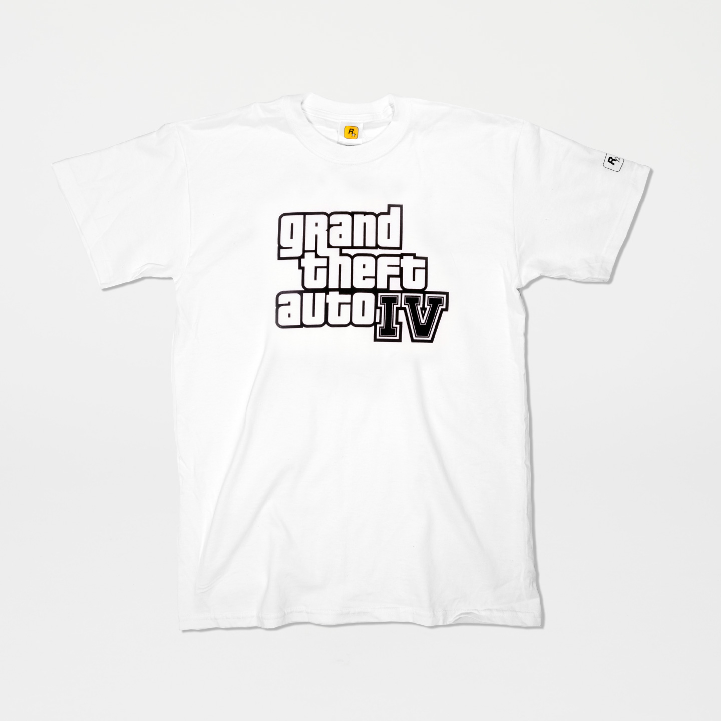 Grand Theft Auto IV White Tee