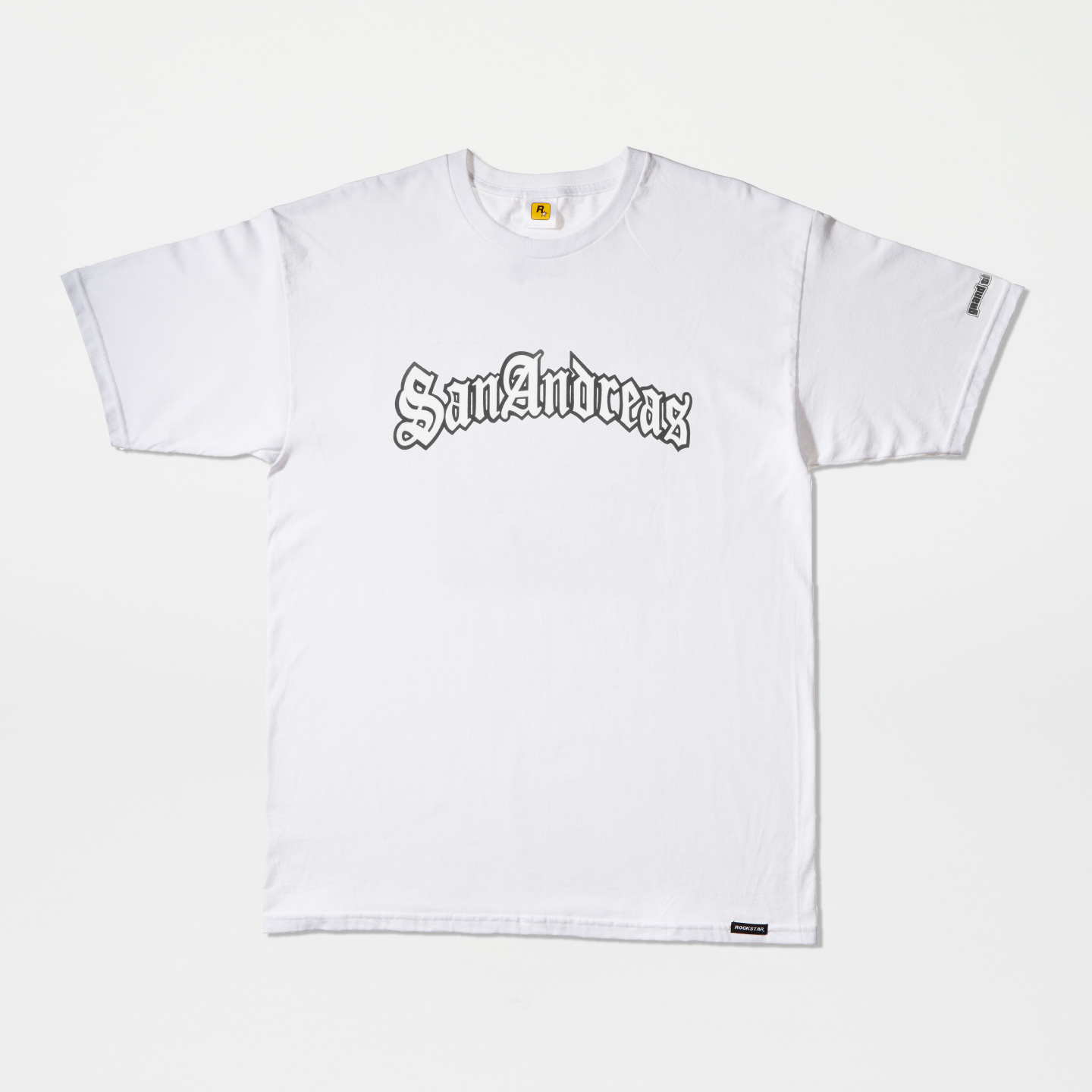 Grand Theft Auto: San Andreas White Tee