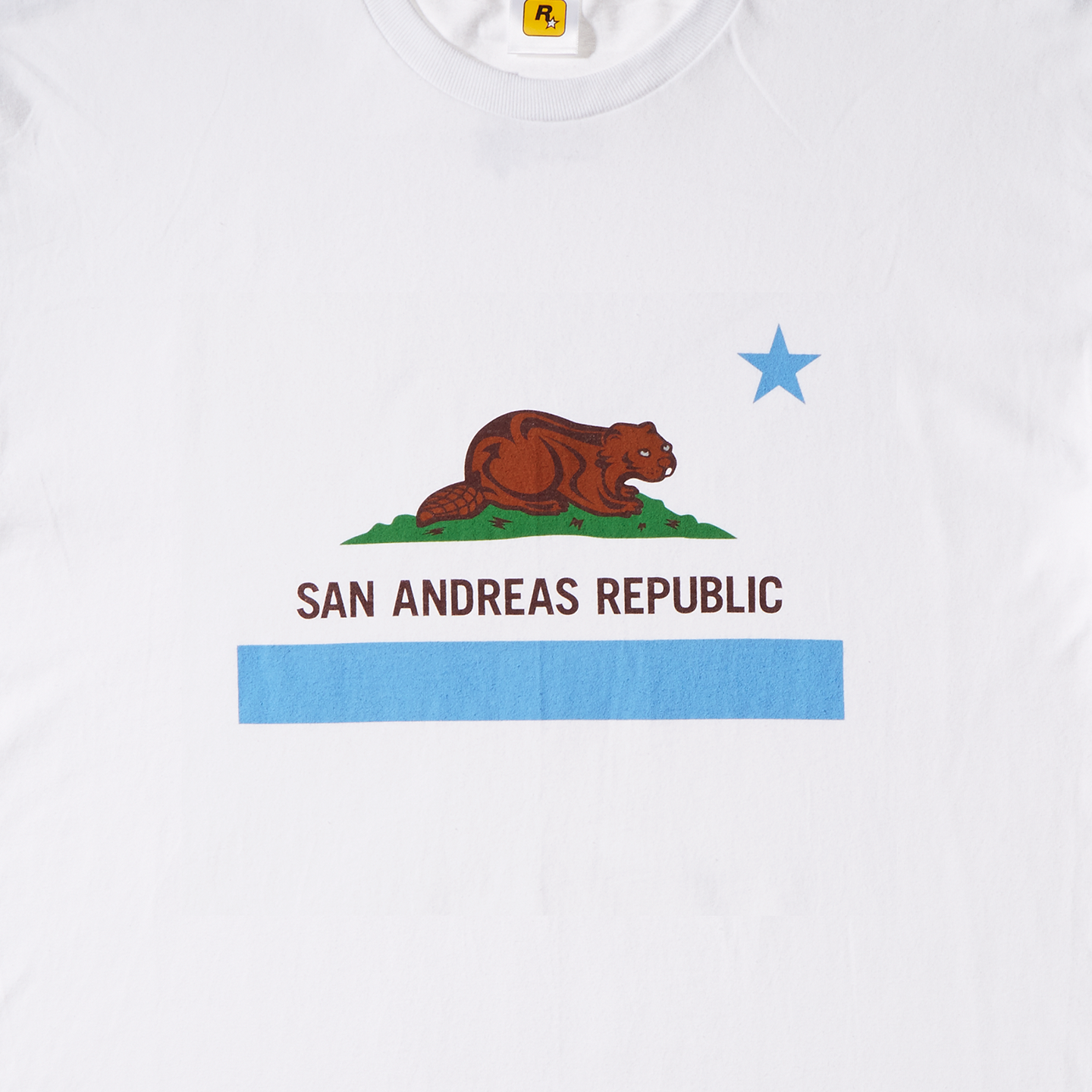 San Andreas Republic Tee