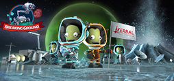 Kerbal Space Program: Breaking Ground Expansion (Steam)