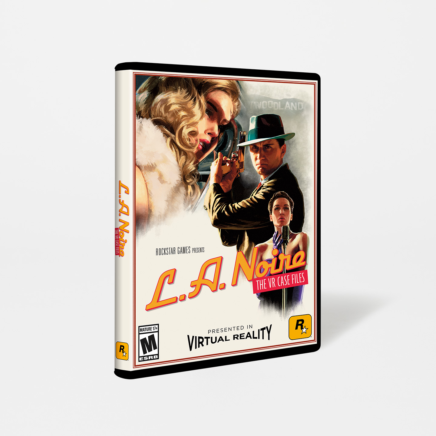 L.A. Noire: The VR Case Files (Oculus Rift)