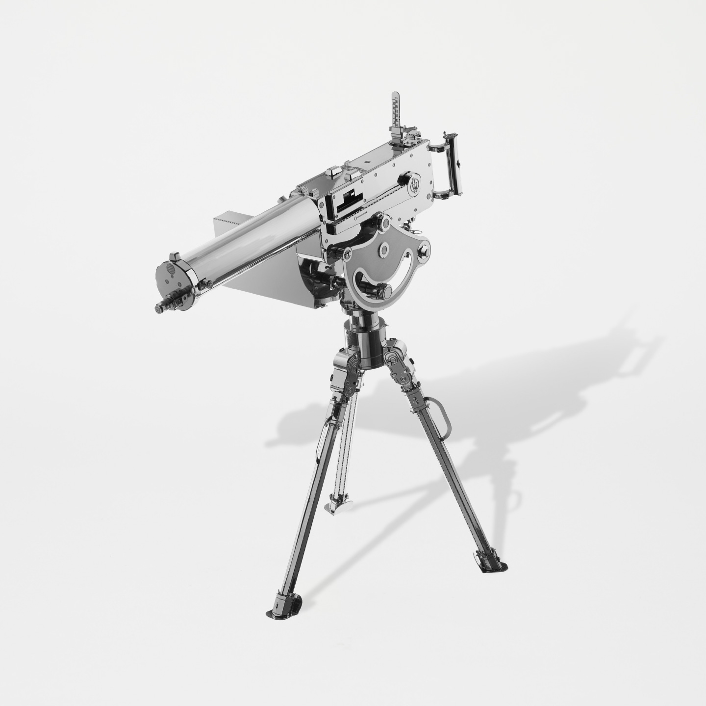 Metal Earth Maxim Gun 3D Puzzle