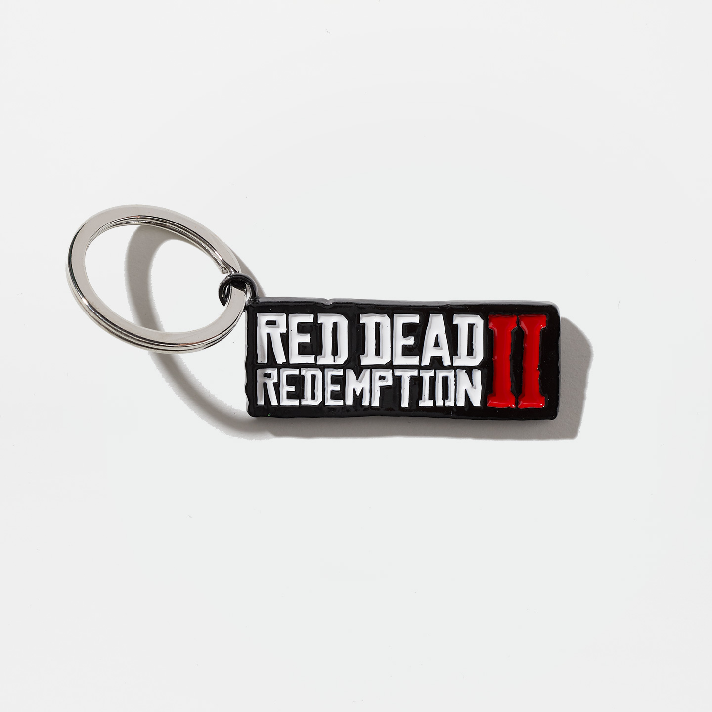 Red Dead Redemption 2 Logo Keychain
